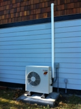 Why Pacific Rim Only Installs Mitsubishi Heat Pumps,